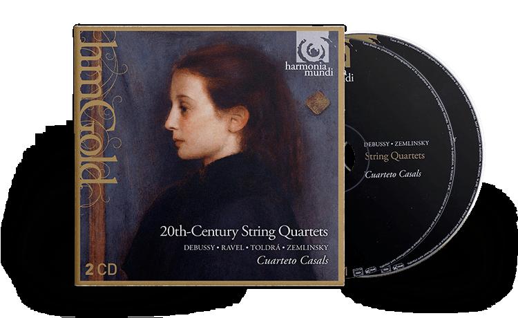 20th century string quartets