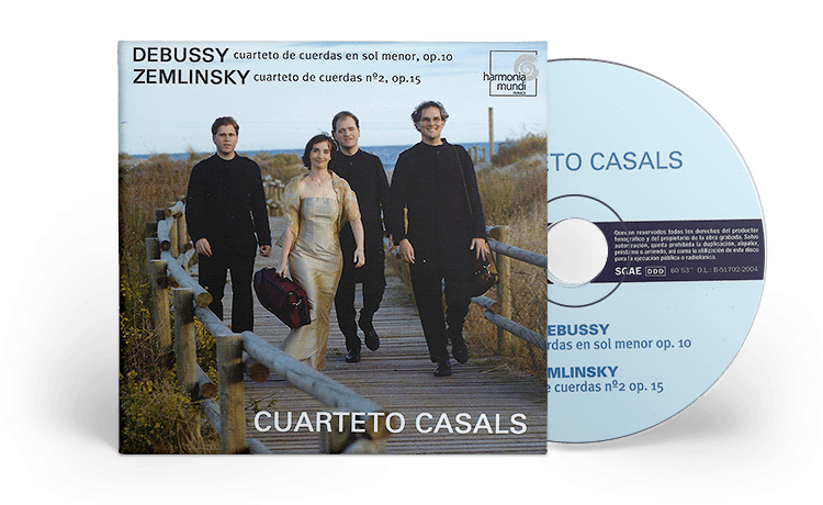 Debussy & Zemlinsky N.2